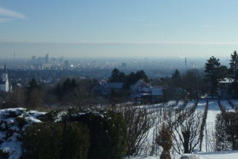 Bellvue im Winter